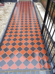 Ceramic Pathway Tiling By SGL Ceramics
