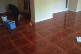 Professional Ceramic Floor Tile Work By SGL Ceramics